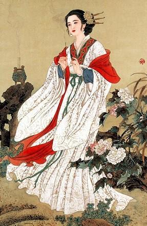 8 kỹ nữ tài danh nổi tiếng bậc nhất trong lịch sử Trung Hoa - Ảnh 1.