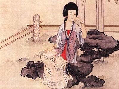 8 kỹ nữ tài danh nổi tiếng bậc nhất trong lịch sử Trung Hoa - Ảnh 2.