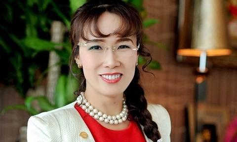 Top 10 người phụ nữ quyền lực nhất sàn chứng khoán Việt Nam - Ảnh 1.