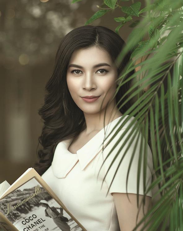 Những ái nữ thừa kế sáng giá, xinh đẹp của các đại gia Việt - Ảnh 5.