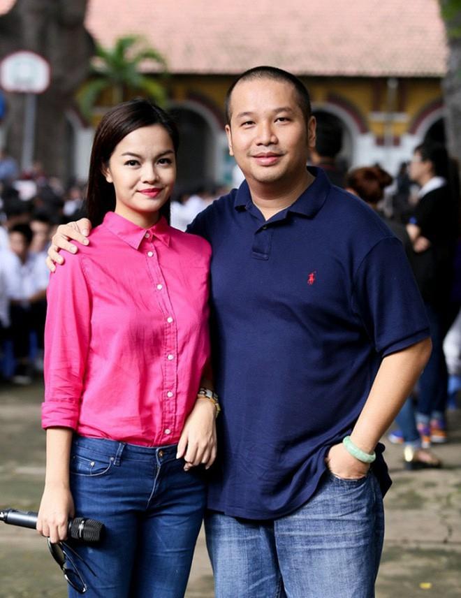 Phạm Quỳnh Anh và đạo diễn Quang Huy đệ đơn ly hôn sau 1 năm sống ly thân - Ảnh 1.