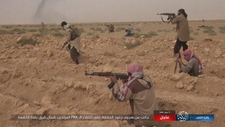 Lực lượng Mỹ vấp phải vấn đề nghiêm trọng ở Syria - Ảnh 3.