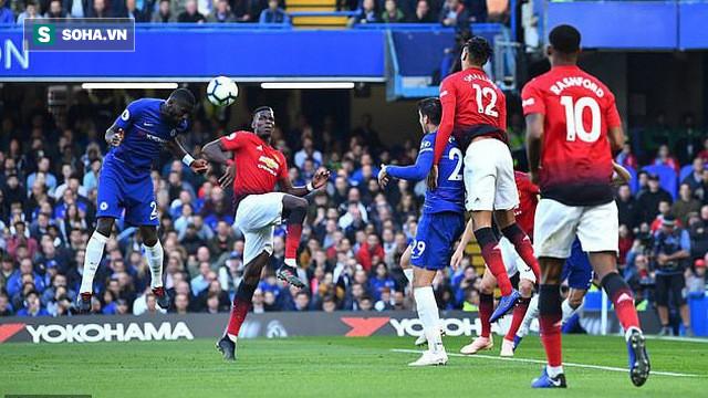 Muốn cho Ronaldo nếm mùi đau khổ, Mourinho phải đầu hàng Pogba - Ảnh 1.
