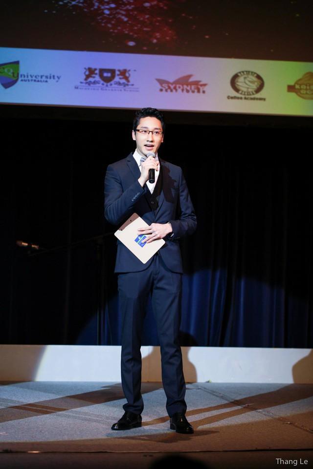 Người Việt duy nhất ở Hội nghị vi sinh lớn nhất thế giới: Thế hệ 9x, cực điển trai và điểm IELTS 9.0 - Ảnh 1.