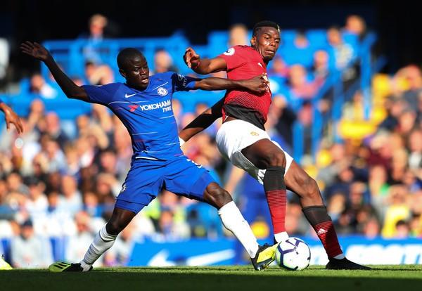 Muốn cho Ronaldo nếm mùi đau khổ, Mourinho phải đầu hàng Pogba - Ảnh 2.