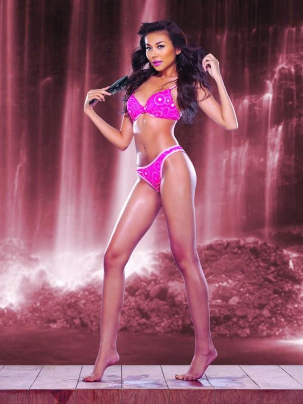 Thanh Hằng khoe ảnh bikini khiến dân mạng phát sốt với thân hình nóng bỏng - Ảnh 4.