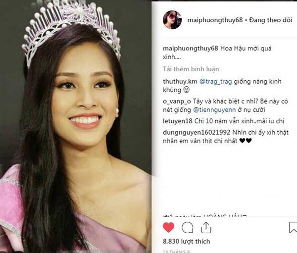 Mai Phương Thúy: Hoa hậu đặc biệt nhất làng giải trí, có 3 điều vô cùng đặc biệt   - Ảnh 7.
