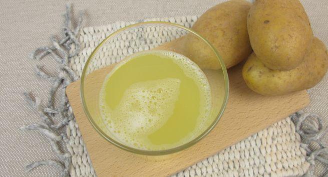 Lợi ích sức khỏe của nước ép khoai tây tươi - Ảnh 1.