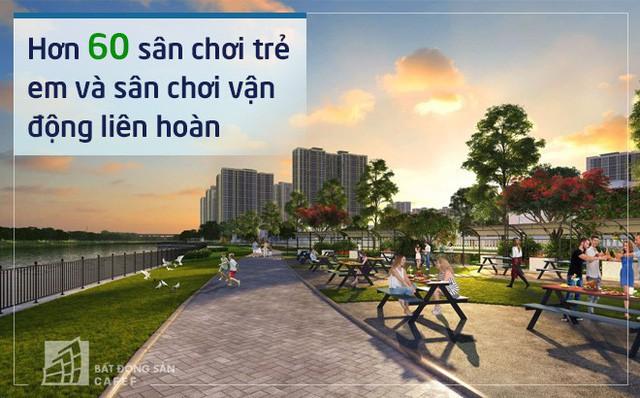 Lộ diện những hình ảnh đầu tiên, hình dung về một đại đô thị như ở Singapore tại VinCity Ocean Park như thế nào? - Ảnh 6.