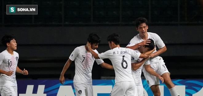 Tận hiến tựa võ sĩ đạo cuối cùng, U19 Việt Nam khiến Hàn Quốc phải lắc đầu ngưỡng mộ - Ảnh 2.