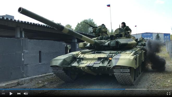 Xe tăng T-90 - Ngày về rất gần: Nức lòng người yêu quân sự Việt Nam - Ảnh 3.