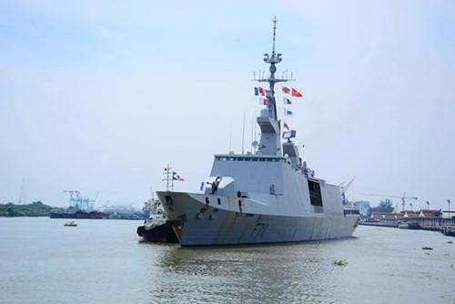 Việt Nam có nên tiếp nhận khinh hạm lớp La Fayette tàng hình của Pháp? - Ảnh 2.