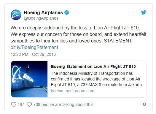 Phát hiện mảnh thi thể gần nơi máy bay JT-610 chở 189 người gặp nạn 5