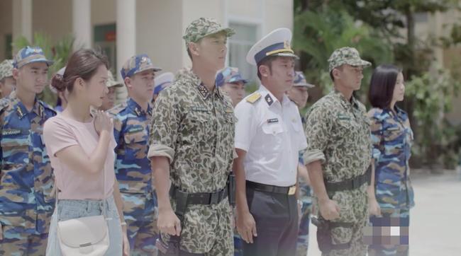 Hậu duệ mặt trời bản Việt lại gây tranh cãi vì để lộ nhiều chi tiết không đồng bộ - ảnh 2