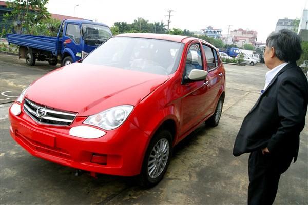 Khi VinFast đang nổi đình nổi đám, Vinaxuki - thương hiệu xe hơi đầu tiên của VN ở đâu? - Ảnh 5.