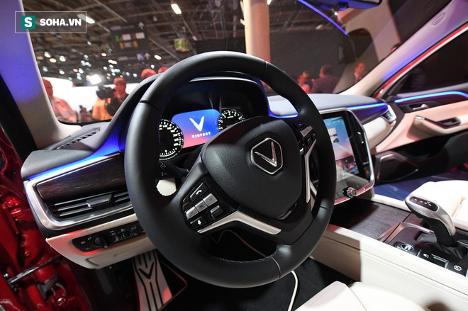 Phó chủ tịch cao cấp của AVL: VinFast sẽ sở hữu một trong những động cơ tốt nhất thế giới - Ảnh 2.