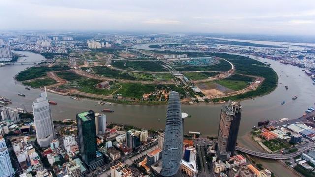 Hoàn thiện khu đô thị mới Thủ Thiêm thành trung tâm tài chính quốc tế - Ảnh 2.