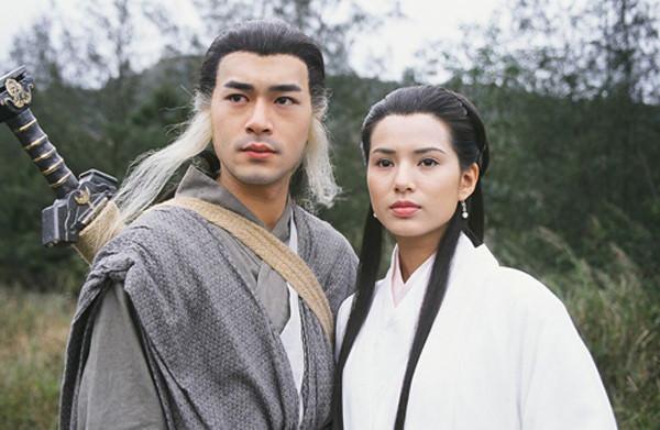 """Tiên đồng ngọc nữ trong truyện Kim Dung: Đẹp đôi đến độ ai cũng mong """"phim giả tình thật"""", có cặp nên duyên vợ chồng - ảnh 1"""