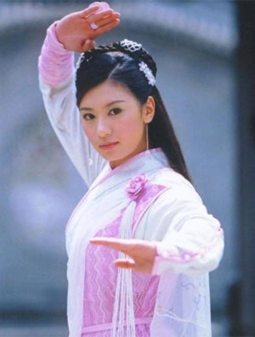 Dàn mỹ nhân sở hữu vẻ đẹp kinh điển bước ra từ phim Kim Dung: Lê Tư - Lý Nhược Đồng trở thành biểu tượng - ảnh 13