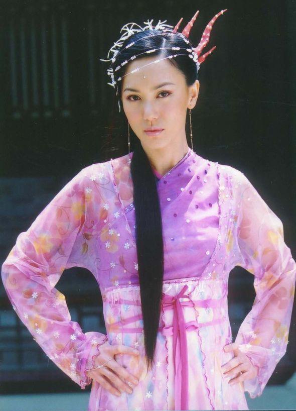 Dàn mỹ nhân sở hữu vẻ đẹp kinh điển bước ra từ phim Kim Dung: Lê Tư - Lý Nhược Đồng trở thành biểu tượng - ảnh 14