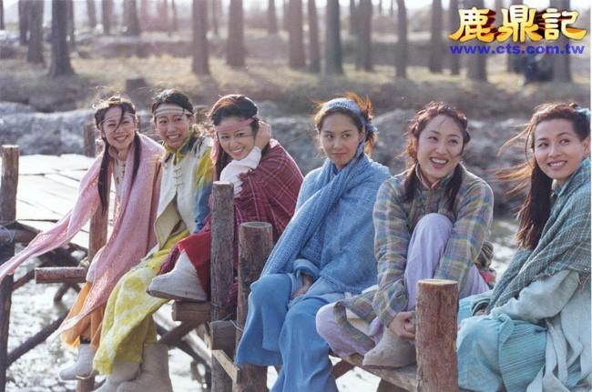 """Tiên đồng ngọc nữ trong truyện Kim Dung: Đẹp đôi đến độ ai cũng mong """"phim giả tình thật"""", có cặp nên duyên vợ chồng - ảnh 16"""