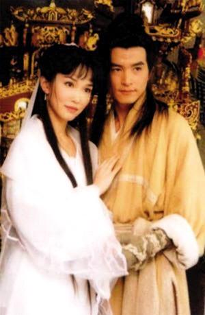 """Tiên đồng ngọc nữ trong truyện Kim Dung: Đẹp đôi đến độ ai cũng mong """"phim giả tình thật"""", có cặp nên duyên vợ chồng - ảnh 3"""