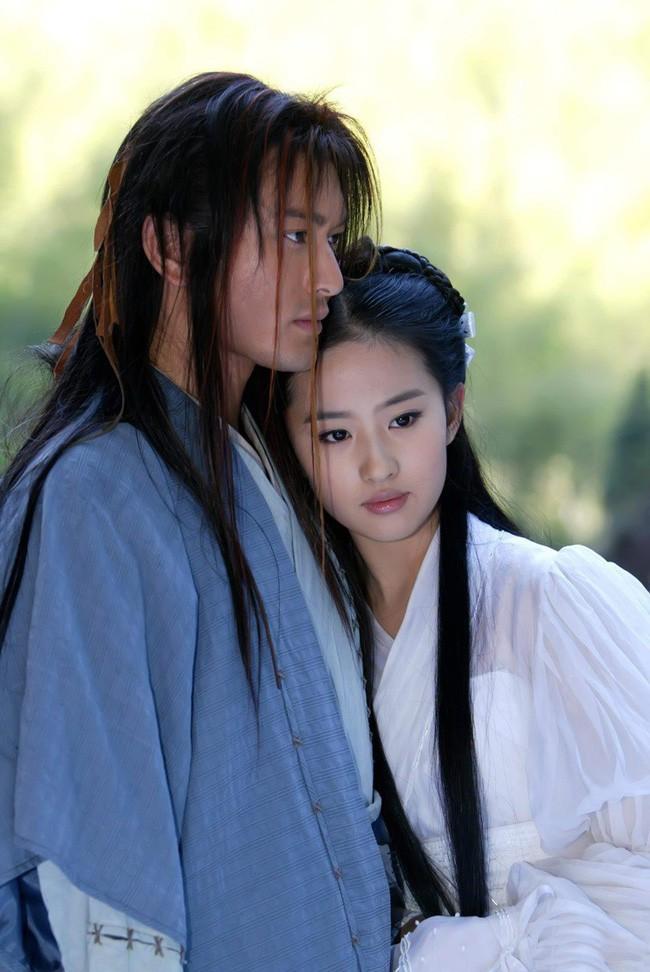 """Tiên đồng ngọc nữ trong truyện Kim Dung: Đẹp đôi đến độ ai cũng mong """"phim giả tình thật"""", có cặp nên duyên vợ chồng - ảnh 5"""