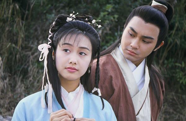 """Tiên đồng ngọc nữ trong truyện Kim Dung: Đẹp đôi đến độ ai cũng mong """"phim giả tình thật"""", có cặp nên duyên vợ chồng - ảnh 8"""