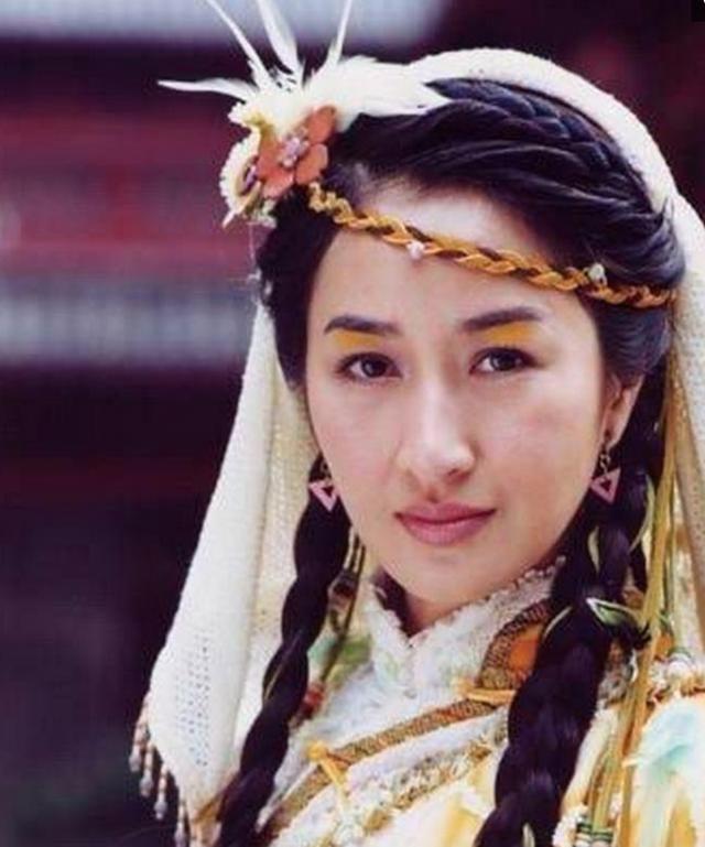 Dàn mỹ nhân sở hữu vẻ đẹp kinh điển bước ra từ phim Kim Dung: Lê Tư - Lý Nhược Đồng trở thành biểu tượng - ảnh 9