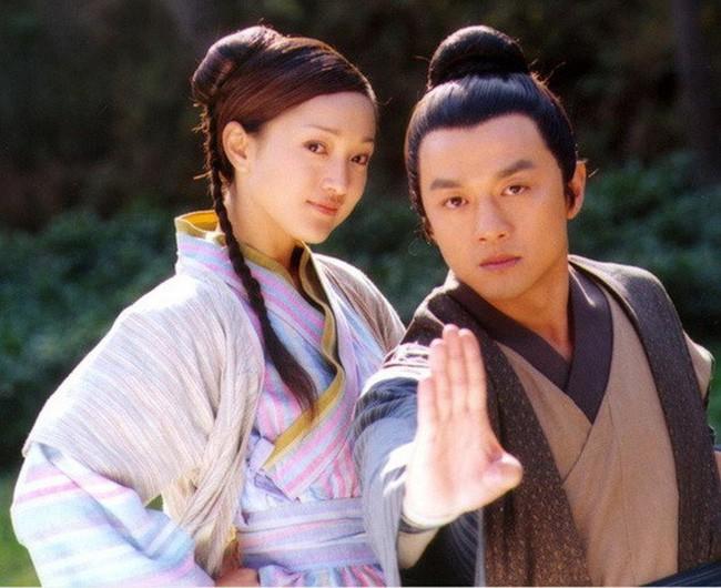 """Tiên đồng ngọc nữ trong truyện Kim Dung: Đẹp đôi đến độ ai cũng mong """"phim giả tình thật"""", có cặp nên duyên vợ chồng - ảnh 9"""