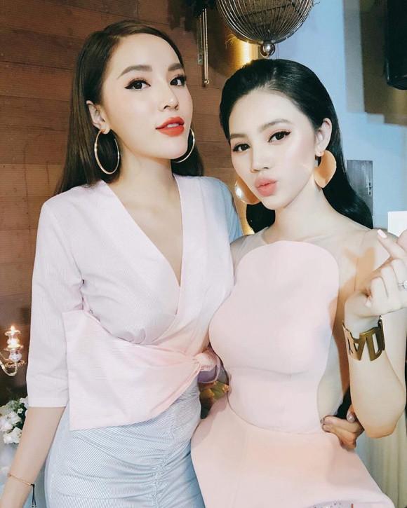 Hoa hậu Kỳ Duyên và Jolie Nguyễn thân thiết thế nào trước khi tuyên bố cạch mặt? - Ảnh 5.