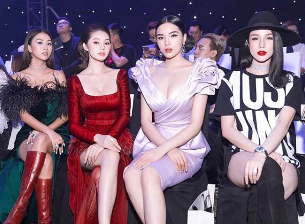 Hoa hậu Kỳ Duyên và Jolie Nguyễn thân thiết thế nào trước khi tuyên bố cạch mặt? - Ảnh 3.