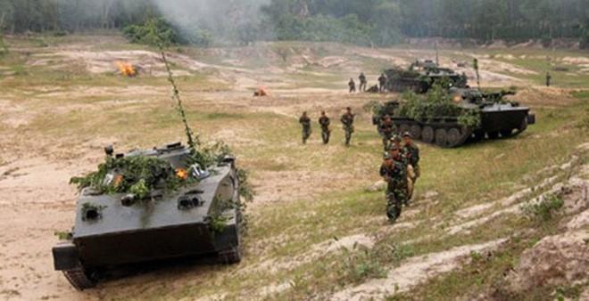 Chiến sĩ công binh thành danh Anh hùng LLVTND trên chiếc xe tăng lịch sử 555 - ảnh 3