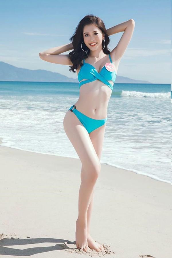 Nhan sắc rạng rỡ của 6 người đẹp Việt tham gia các cuộc thi hoa hậu quốc tế năm 2018 - Ảnh 5.