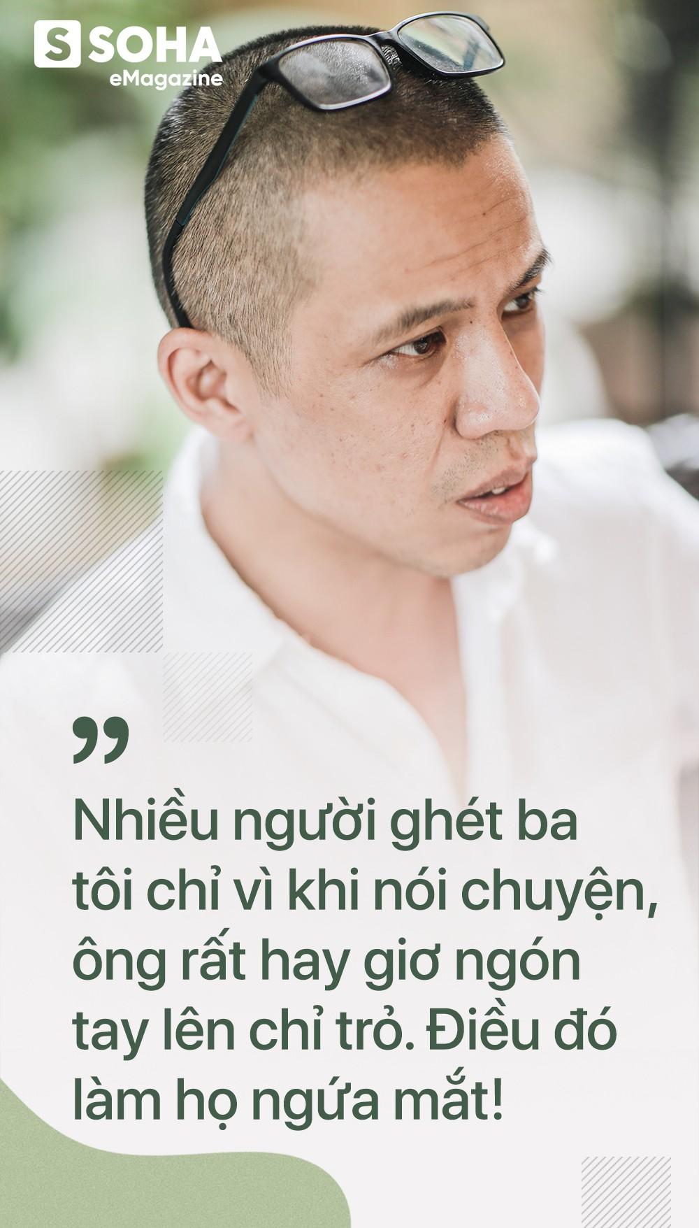 Con trai GS Hồ Ngọc Đại: 'Tôi đã cười không khép được mồm khi ba tôi bị vu là tình báo Trung Quốc' 2
