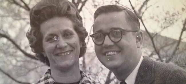 Cặp vợ chồng chung sống hạnh phúc với nhau 75 năm, thời điểm họ nhắm mắt xuôi tay càng chứng minh định mệnh là có thật - Ảnh 3.