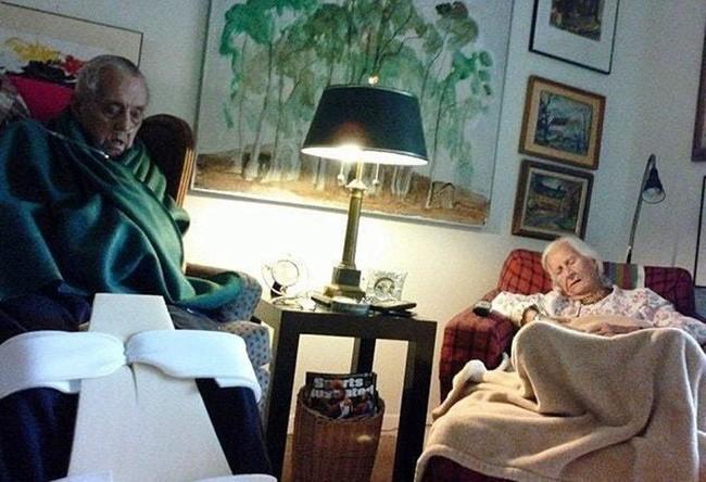 Cặp vợ chồng chung sống hạnh phúc với nhau 75 năm, thời điểm họ nhắm mắt xuôi tay càng chứng minh định mệnh là có thật - Ảnh 10.