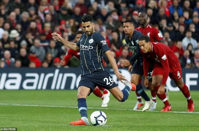 Không thể đánh bại Liverpool trên sân Anfield, Pep Guardiola nói lời xin lỗi Jesus - Ảnh 2.