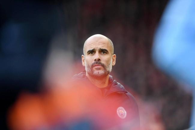 Không thể đánh bại Liverpool trên sân Anfield, Pep Guardiola nói lời xin lỗi Jesus - Ảnh 4.