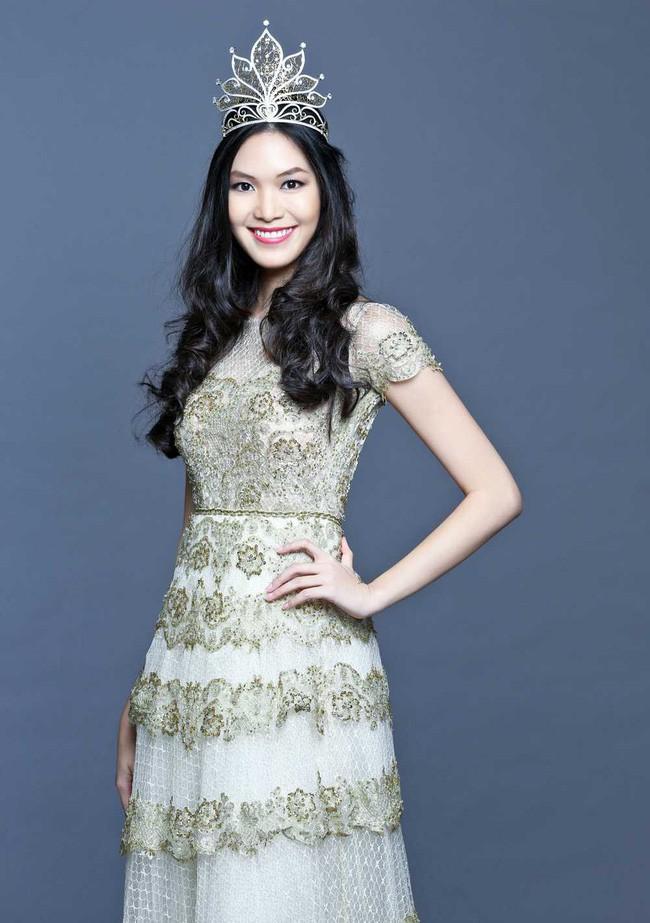 5 Hoa hậu Việt Nam đăng quang năm 18 tuổi: Người số đỏ như Tiểu Vy, kẻ xui xẻo như Kỳ Duyên - Ảnh 7.