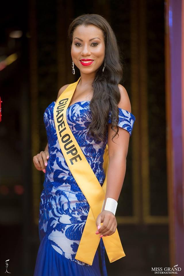 Nhan sắc xấu khó tin của các đối thủ Á hậu Việt Nam tại Hoa hậu Hòa bình Thế giới 2018 - Ảnh 1.