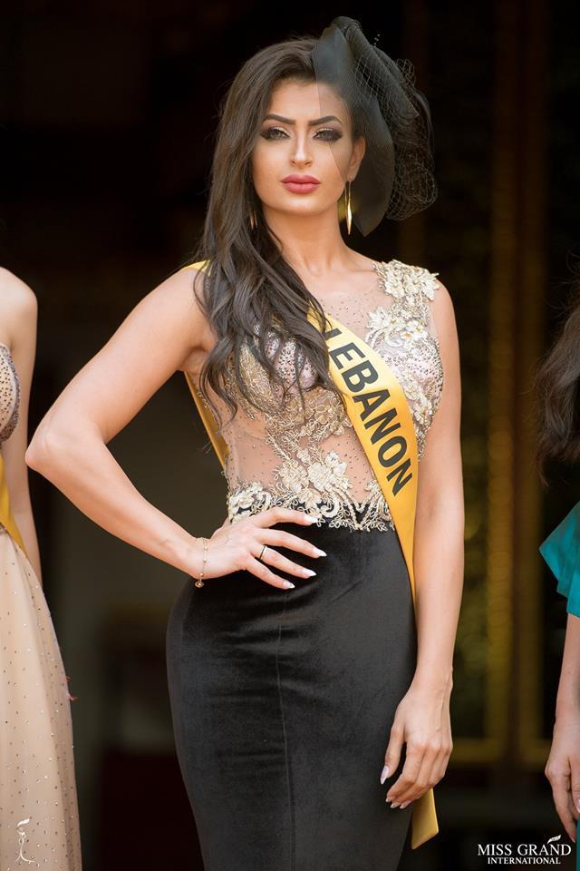 Nhan sắc xấu khó tin của các đối thủ Á hậu Việt Nam tại Hoa hậu Hòa bình Thế giới 2018 - Ảnh 12.
