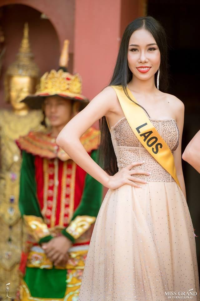Nhan sắc xấu khó tin của các đối thủ Á hậu Việt Nam tại Hoa hậu Hòa bình Thế giới 2018 - Ảnh 14.