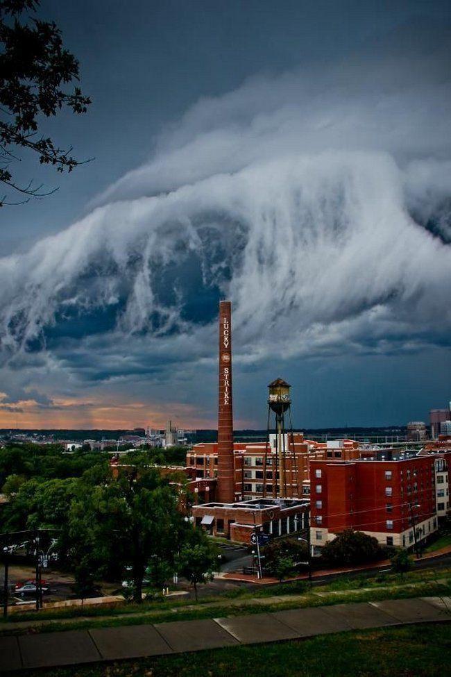 Những đám mây kỳ quặc có thể bạn không tin vào mắt mình (P2) - Ảnh 11.