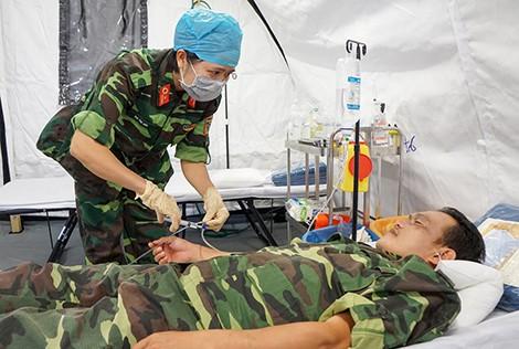 """Những nữ chiến sĩ """"mũ nồi xanh"""" Việt Nam: Thanh xuân muôn dặm vươn xa… - ảnh 3"""