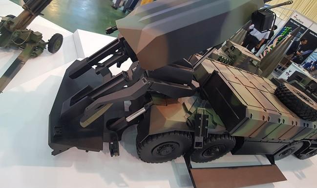 Pháp chào hàng phiên bản mới nhất của pháo tự hành CAESAR cho Việt Nam? - ảnh 5