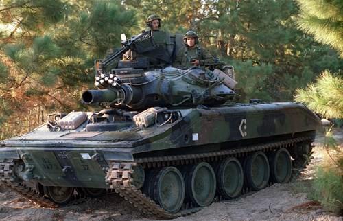 Những phương tiện chiến đấu đổ bộ đường không danh tiếng trên thế giới - ảnh 7