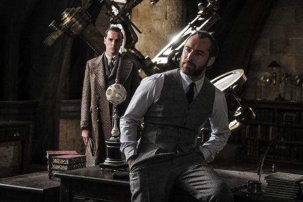 Bom tấn của vũ trụ điện ảnh Harry Potter nhận lời khen sớm từ giới phê bình và khán giả - Ảnh 3.