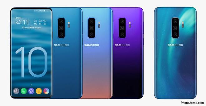 Nếu tin đồn là đúng thì Galaxy S10 sẽ đẹp như thế này đây! - Ảnh 6.