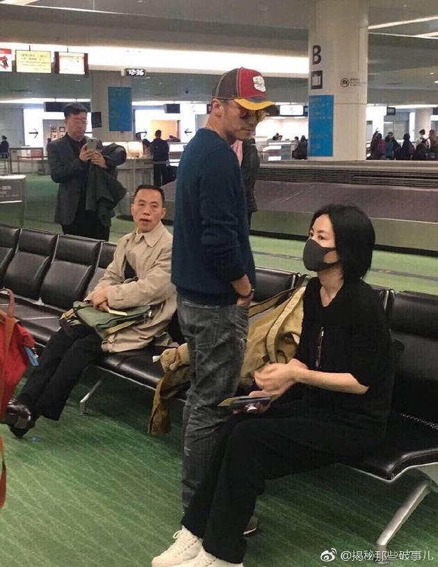 Vương Phi và Tạ Đình Phong xuất hiện bên nhau sau nhiều tháng xa cách - ảnh 2